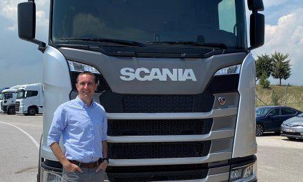Scania'nın yeni Pazarlama Müdürü Levent Can Özokutucu oldu