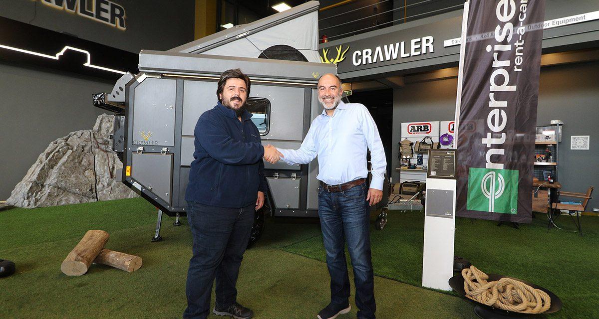 Enterprise, filosuna Crawler üretimi 100 karavan ekledi