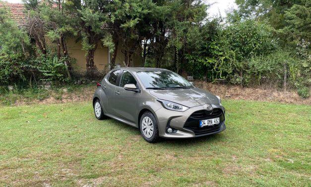 Baz donanımda bile dolu dolu – Toyota Yaris Testi