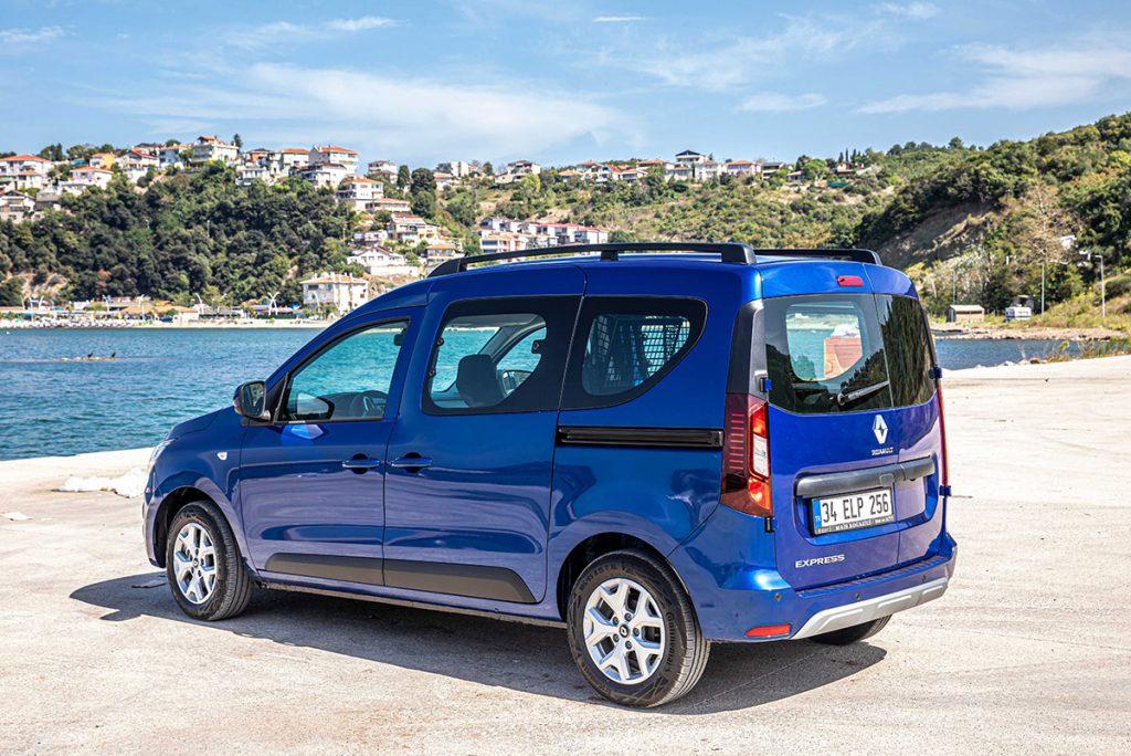 Yeni Renault Express