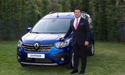Yeni Renault Express ailesi 159.900 TL'den satışa sunuldu
