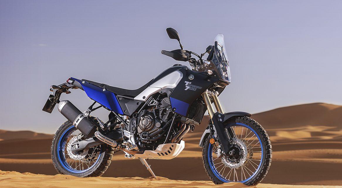 Yamaha'nın efsane motoru Tenere 700 geliyor!