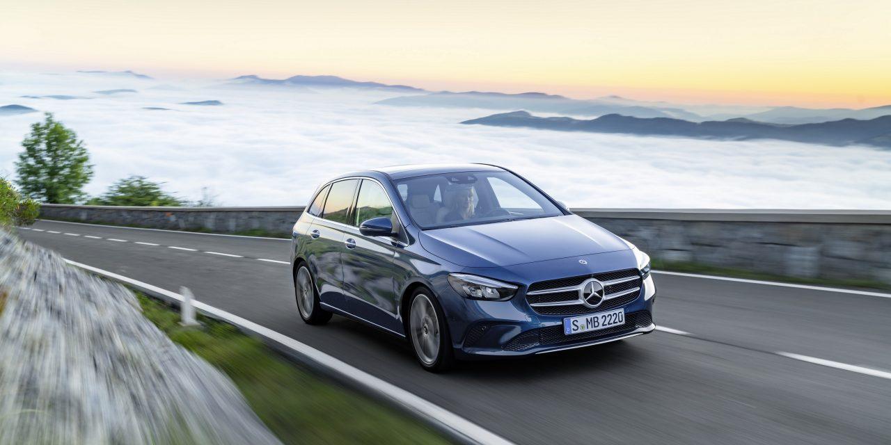 Yeni Mercedes-Benz B-Serisi 235 bin TL'ye Türkiye'de