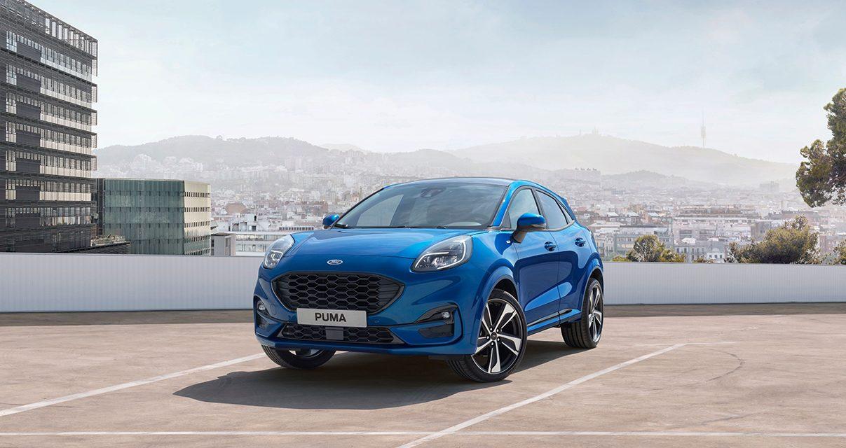 Ford SUV ailesinin yeni üyesi PUMA tanıtıldı