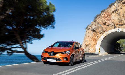 Renault'un yeni Clio'su Ekim'de Türkiye'de