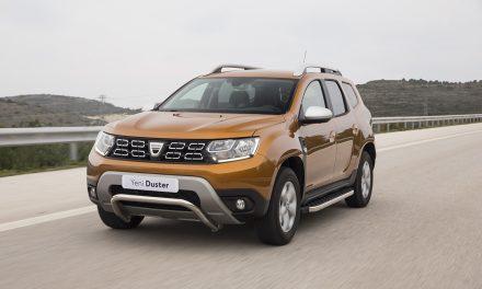 Dacia'lar artık fabrikasyon LPG ile yüzde 30 daha tasarruflu