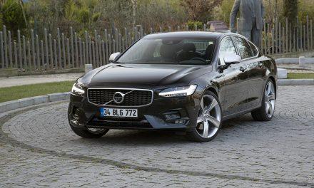 Volvo S90 T6 R-Design – Gösteriş ve performans'ın bileşimi