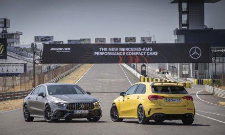 Mercedes'in küçük canavarları Türkiye'de satışa sunuldu