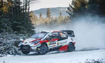 İsveç Rallisi'nde Toyota fırtınası esti
