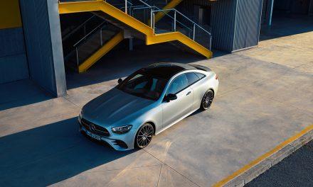 Mercedes E Serisi Coupe ve Cabrio modelleri de ülkemizde