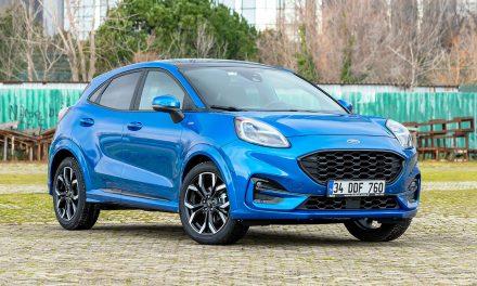Ford Puma – O artık yakışıklı bir Crossover