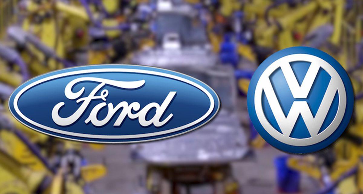 2 Milyar Euro yatırım geldi Ford, VW'ye araç üretmeye başlıyor