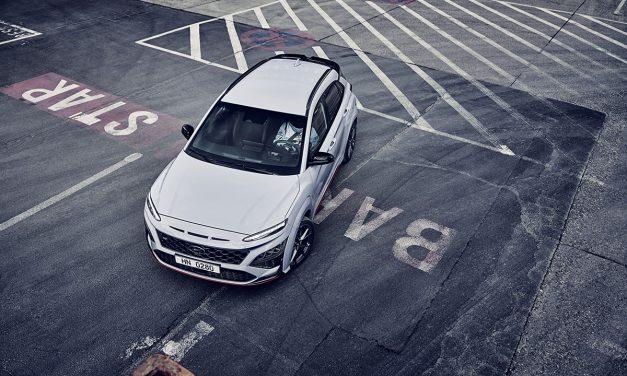 Hyundai Kona N 280 beygir gücü ile pistlere hazır
