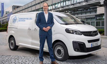 Opel'den şarj edilebilir hibrit hafif ticari: Vivaro-e