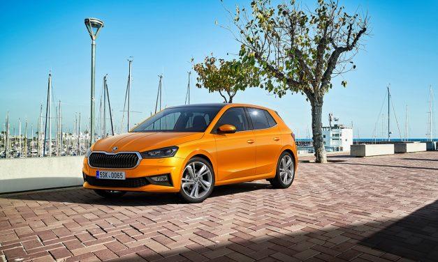 Skoda'nın en çok satan ikinci modeli Fabia yenilendi