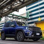 Jeep Renegade 80. Yıl versiyonu 450 bin TL'den geldi