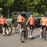 Suzuki kadın bisiklet takımı, 24 Saat süren dayanıklılık yarışının birincisi