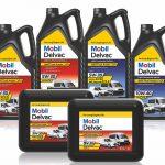 Ford hafif ticari araçlarının motoru Mobil ile güvende