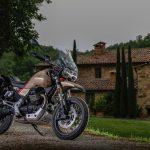Moto Guzzi V85 TT Travel Türkiye'de!